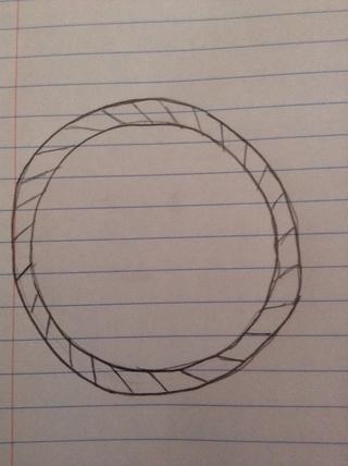 Dibujar los bordes