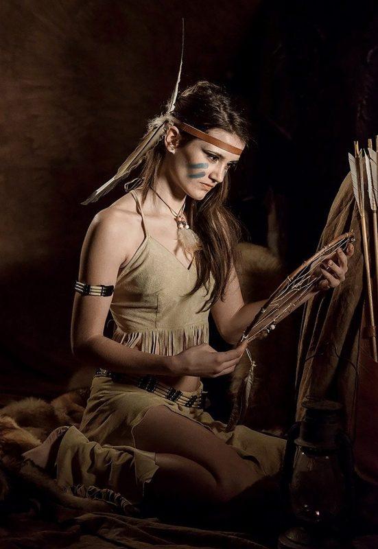 activar atrapasueños leyenda mujer