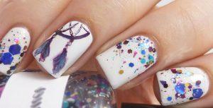 Los mejores diseños de atrapasueños para tus uñas